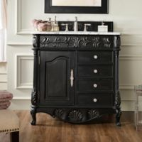 James Martin Furniture St. James 36-Inch Single Vanity in Empire Black