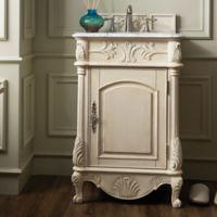 James Martin Furniture St. James 24-Inch Single Vanity in Vintage Vanilla