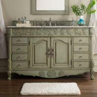 James Martin Furniture St. James 60-Inch Single Vanity in Celadon