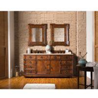 James Martin Furniture Regent 72-Inch Double Vanity in Burlap