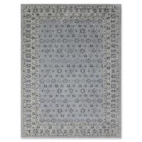 Amer Castille Floral 2' x 3' Hand Tufted Accent Rug in Blue