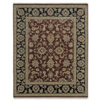 Amer Rugs Luxor 6' x 9' Area Rug in Red