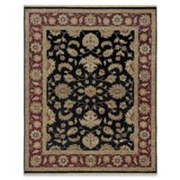 Amer Rugs Luxor 8' x 10' Area Rug in Ebony