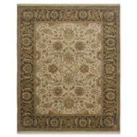 Amer Rugs Luxor 6' x 9' Hand-Knotted Area Rug in Cream