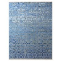 Amer Rugs Joy 2' x 3' Hand-Woven Accent Rug in Blue