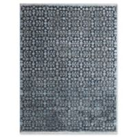 Amer Rugs Joy 6' x 9' Hand-Woven Area Rug in Blue Water