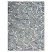 Amer Rugs Kanoka 2' x 3' Hand-Tufted Accent Rug in Silver