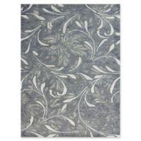 Amer Rugs Kanoka 7'6 x 9'6 Hand-Tufted Area Rug in Grey