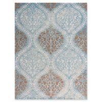 Amer Rugs Kanoka 8' x 11' Hand-Tufted Area Rug in Aqua
