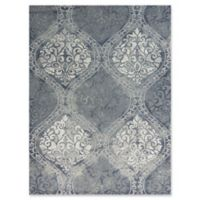 Amer Rugs Kanoka 8' x 11' Hand-Tufted Area Rug in Blue