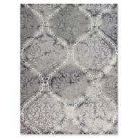 Amer Rugs Kanoka 8' x 11' Hand-Tufted Area Rug in Grey