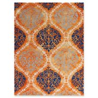 Amer Rugs Kanoka 8' x 11' Hand-Tufted Area Rug in Orange