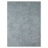 Amer Rugs Illustrations Shag 2' x 3' Accent Rug in Montana Sky