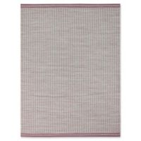 Amer Loft Modern Flat-Weave 2' x 3' Accent Rug in Pink