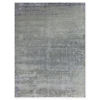 Amer Synergy Transitional 2' x 3' Accent Rug in Grey