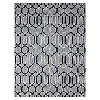 Amer Dwell Transitional 2' x 3' Accent Rug in Taupe