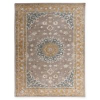 Amer Eternity Traditional 7'6 x 9'6 Area Rug in Grey
