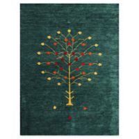 Amer Nomadic Southwestern 8' x 10' Area Rug in Green
