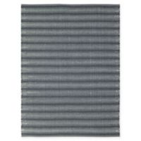 Amer Rugs Paramount Striped 4' x 6' Rug in Grey
