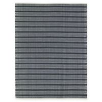 Amer Rugs Paramount Striped 7'6 x 9'6 Rug in Taupe