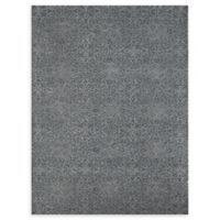 Amer Rugs Serendipity Medallion 2' x 3' Accent Rug in Steel Grey