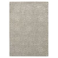 Amer Rugs Serendipity Medallion 7'6 x 9'6 Area Rug in Platinum