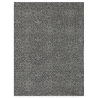 Amer Rugs Serendipity Medallion 7'6 x 9'6 Area Rug in Dove Grey