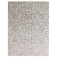 Amer Rugs Serendipity Regal Damask 5' x 8' Area Rug in Beige