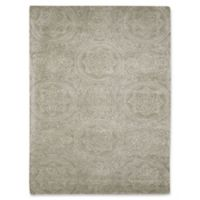 Amer Rugs Serendipity Regal Damask 8' x 11' Area Rug in Platinum