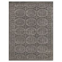 Amer Rugs Serendipity Laurel 7'6 x 9'6 Area Rug in Charcoal