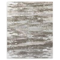 Amer Rugs Synergy Abstract 8' x 10' Area Rug in Camel
