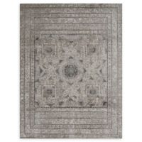 Amer Cambridge Transitional 7'10 x 10'10 Area Rug in Grey