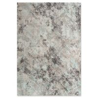 Amer Rugs Cambridge Transitional Woven 2' x 3'3 Area Rug in Blue
