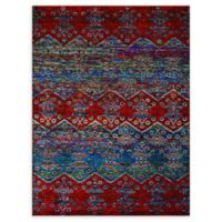 Amer Rugs® Silkshin 2' x 3' Hand-Knotted Accent Rug in Blue
