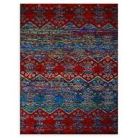 Amer Rugs® Silkshin 5' x 8' Hand-Knotted Area Rug in Blue
