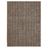 Amer Rugs Tropics Striped Hand-Woven 3' x 5' Rug in Brown