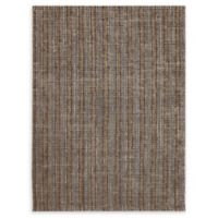 Amer Rugs Tropics Striped Hand-Woven 8' x 10' Rug in Brown