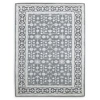 Amer Rugs Urban Hand-Tufted 5' x 8' Area Rug in Blue