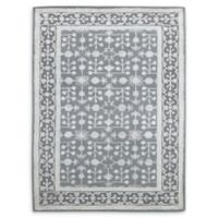 Amer Rugs Urban Hand-Tufted 7'6 x 9'6 Area Rug in Blue