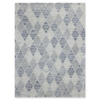 Amer Rugs Vector Modern Hand-Tufted 7'6 x 9'6 Rug in Charcoal
