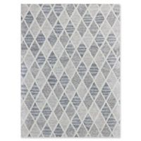 Amer Rugs Vector Modern Hand-Tufted 7'6 x 9'6 Rug in Grey