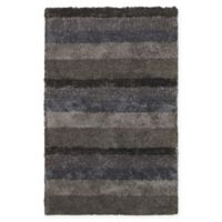 Capel Rugs City View Tufted 7' x 9' Area Rug in Smoke Grey