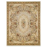 Capel Rugs Evelyn Hand-Tufted 8' x 10' Rug in Beige