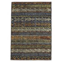 Capel Rugs Congo Hand-Tufted 8' x 11' Rug in Ash/Multi