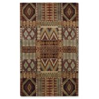 Capel Rugs Big Horn 7' x 9' Area Rug in Brown