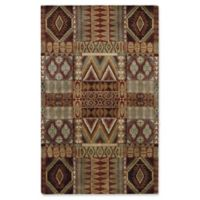 Capel Rugs Big Horn 8' x 11' Area Rug in Brown