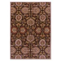 Surya Caesar 8' x 11' Hand Tufted Area Rug in Brown/Red