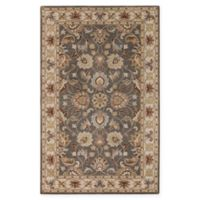 Surya Caesar Classic Hand-Tufted 7'6 x 9'6 Area Rug in Charcoal
