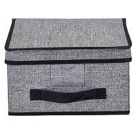Simplify Medium Storage Box in Black