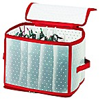 Simplify 12.6-Inch Christmas Light Organizer in Red Dot